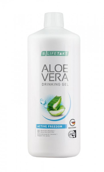 LR Health & Beauty Aloe Vera Drinking Gel Active Freedom